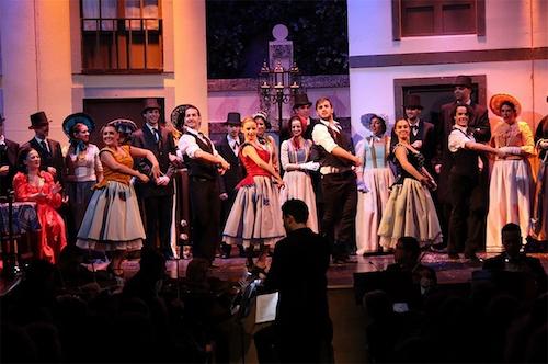 'Doña Francisquita', un clásico de la zarzuela, llega este viernes al Auditorio Municipal Maestro Padilla