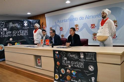 Almería dedica a la gastronomía la 11º San Silvestre, que se celebrará el 30 de diciembre