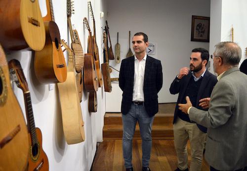 'Laúdes tradicionales del Mundo', nueva exposición temporal en el Museo de la Guitarra 'Antonio de Torres'