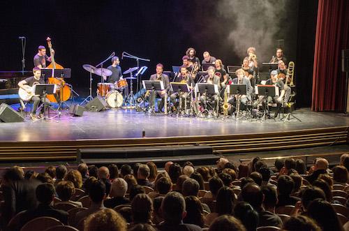 La Big Band Clasijazz estrena el domingo, día 9, 'Iberiana', una suite inspirada en la obra de Isaac Albéniz
