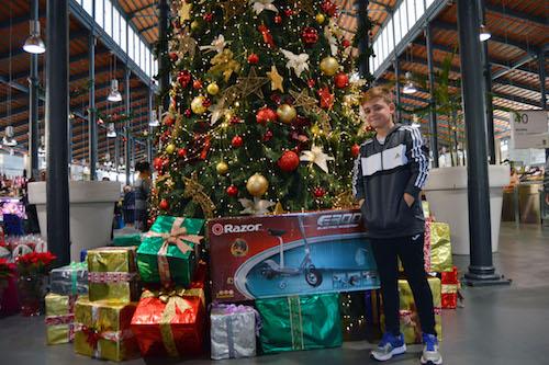 El Mercado Central abre mañana, sábado, y otros cuatro festivos más durante Navidad