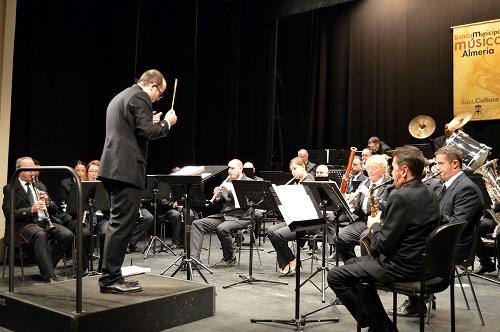 Último concierto matinal del año para la Banda Municipal, este domingo en el Teatro Apolo