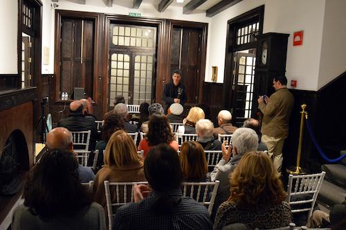Viaje a través de la guitarra de Darío Moreira, anoche en el Museo de Arte 'Doña Pakyta'
