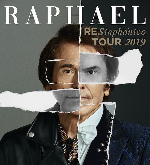 Raphael actuará con la OCAL en Almería el próximo 17 de mayo con la gira 'REsinphónico'