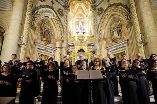 Concierto de Navidad de la Banda Municipal de Música y la Coral Emilio Carrión, el viernes en el Auditorio