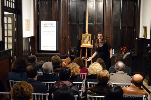Panta Rei Ensemble deleita con guitarra y voz lírica a un abarrotado Museo de Arte 'Doña Pakyta'