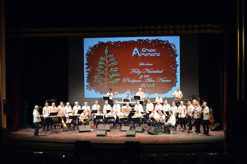 Grupo Almenara ofrecerá este viernes, día 28, su tercer concierto especial de Navidad