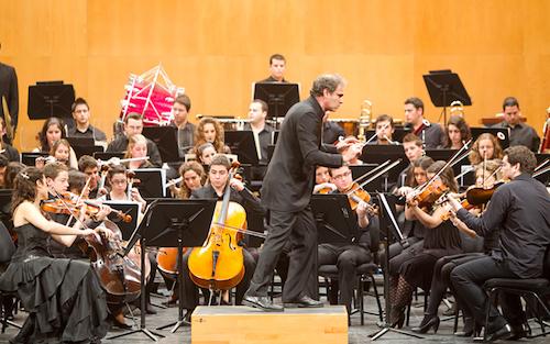 Fundación Barenboim-Said y Orquesta Joven de Andalucía, juntas el próximo domingo en el Maestro Padilla
