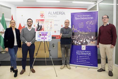 La Agrupación Musical San Indalecio celebra la Navidad con dos conciertos especiales en el Auditorio