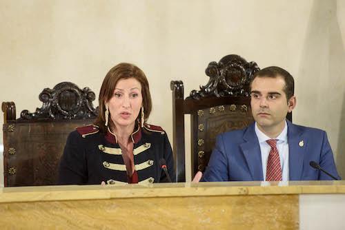 El Pleno aprueba el Presupuesto municipal para 2019, que se eleva a 195,9 millones de euros y prioriza las políticas sociales y la creación de empleo
