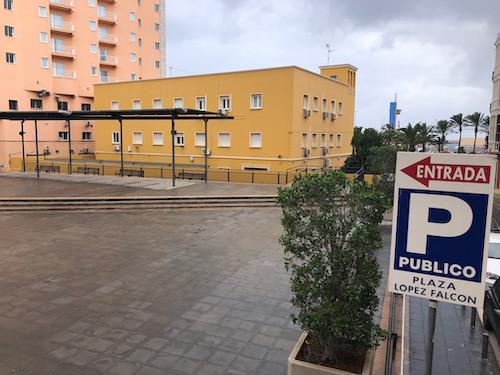 Plaza López Falcón