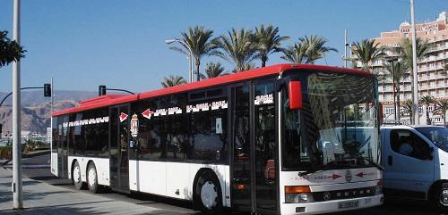 Los usuarios del servicio de bus urbano aumentan un 3,4% en 2018 respecto al año anterior y suman 8.462.065 viajeros, 279.406 más