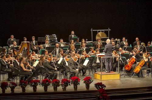 Almería brinda por un musical 2019 con el Concierto de Año Nuevo de la OCAL