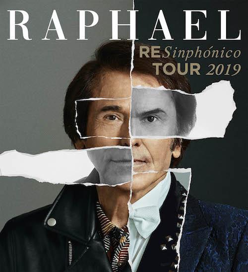 Las entradas para el concierto de Raphael con la OCAL en Almería se ponen hoy a la venta