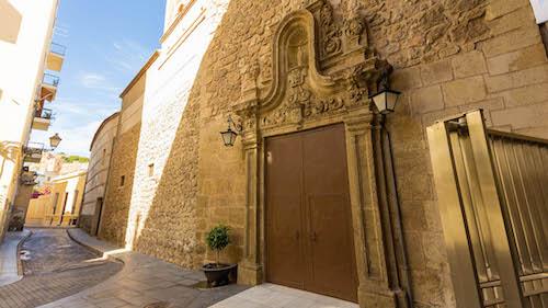 El Ayuntamiento acercará la belleza de la Almería Conventual, a través de una visita guiada a Las Claras y Las Puras