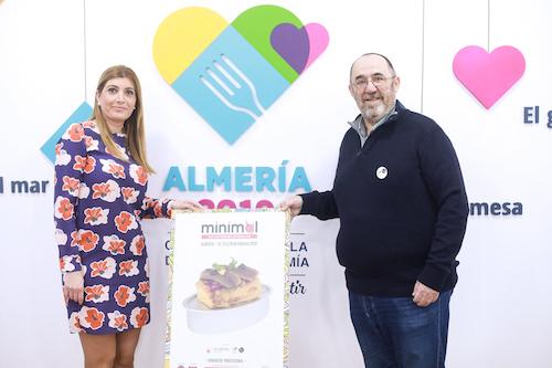 Cocineros de pinchos y tapas de toda España se darán cita en 'Minimal Almería 2019'