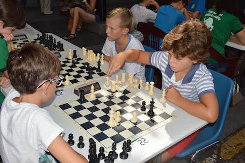 Los pequeños amantes del ajedrez se verán las caras el próximo sábado en el torneo Sub08 de los Juegos Municipales