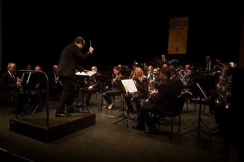 La Banda Municipal de Música ofrece este domingo su primer concierto del año en el Teatro Apolo