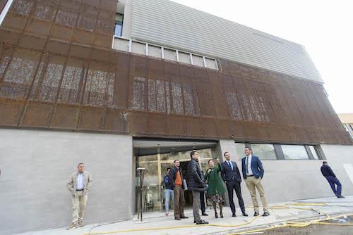 Nuevo edificio GMU