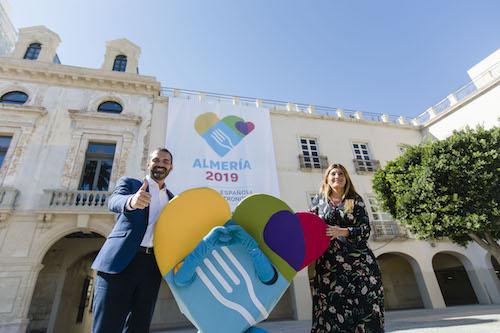Correos emitirá un sello conmemorativo de Almería como Capital Española de la Gastronomía en 2019