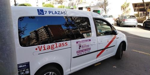 Ayuntamiento Almería taxistas