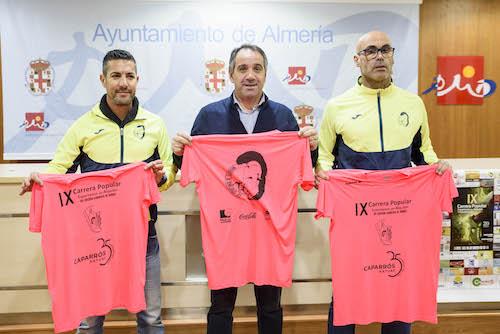 Más de 700 corredores participarán en la IX carrera 'Espartanos del Alquián' el 20 de enero