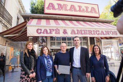 Centenarios Kiosco Amalia y La Dulce Alianza