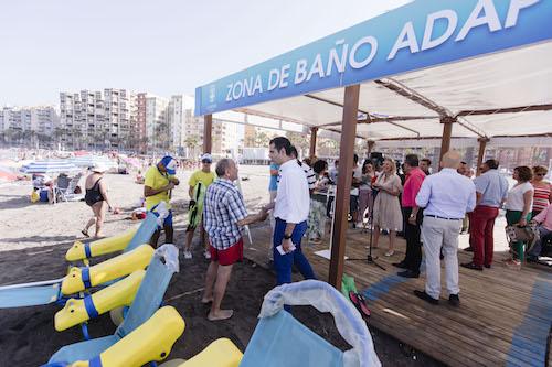 Playas Ayuntamiento Almería