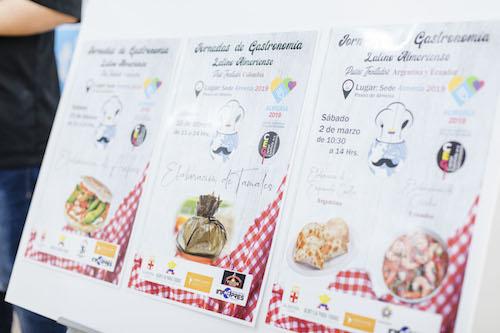 Jornadas gastronómicas latinoalmerienses Almería2019