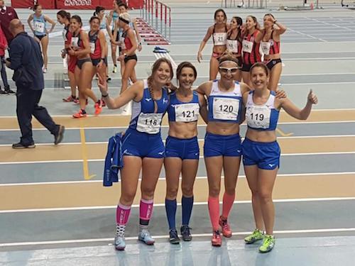 Campeonato Andalucía Máster Indoor