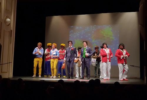 Concurso de Agrupaciones de Carnaval Almería