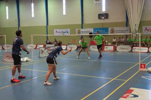 Juegos Deportivos Municipales Badminton