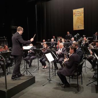 Cultura Almería Banda Música
