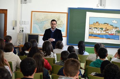 Luis Siret Día Andalucía