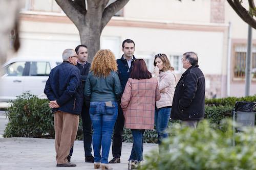 Alcalde Almería Barrio Costacabana