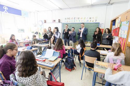 Colegio San Luis Almería