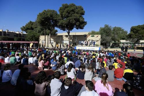 Día internacional niño con cáncer Almería