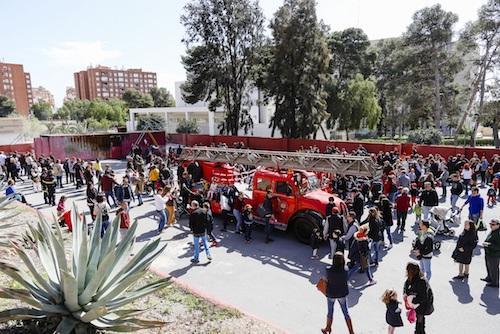 Patrón bomberos