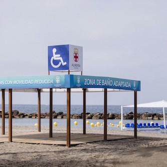 Plan Playas Almería 2019