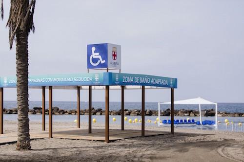 Plan de Playas Almería 2019