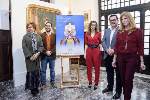 Jornadas Teatro siglo de Oro Almería