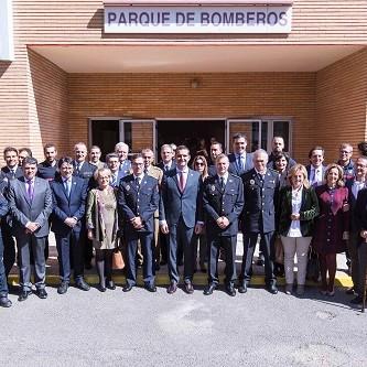 Bomberos Ayuntamiento Almería