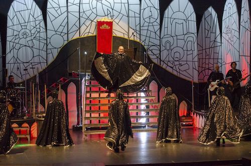 Musical Love Queen Almería