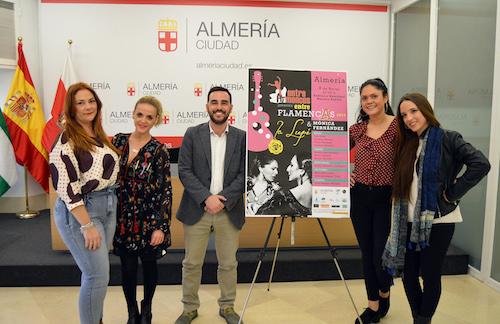 Entre flamencas