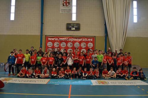 Deportes Almería Badminto