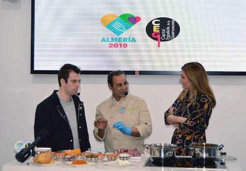 Jose Herrera Goya Almería 2019