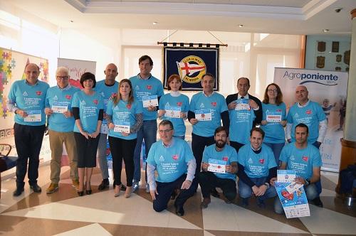 Carrera autismo Almería