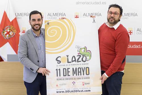 Solazo Fest Cultura Almería