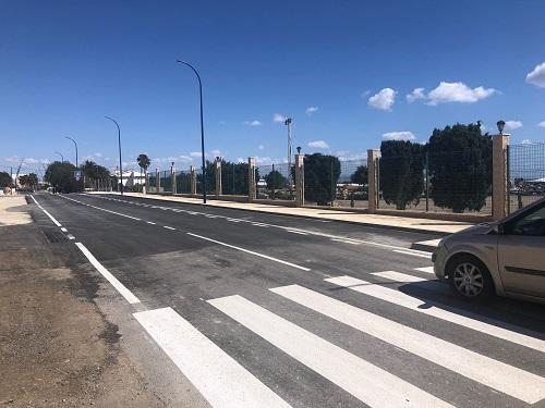 Carretera El Alquián Almería