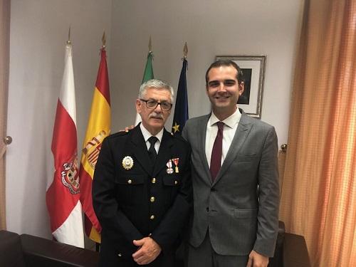Alcalde Jubilación Funcionarios Almería